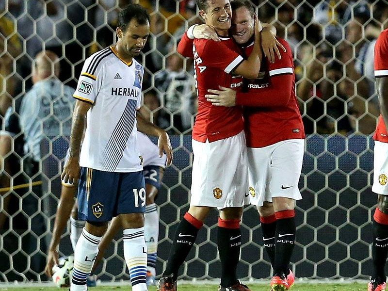 Tour 2014 | Manchester United 7 LA Galaxy 0