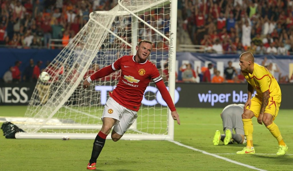 Manchester United 3 Liverpool 1