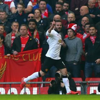 Mata vs Liverpool
