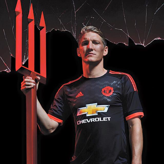 Adidas Reveal The New Manchester United Third Kit For 2015 16 One United Usa